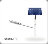 太阳能/风力发电 LED路灯, SS30-L30