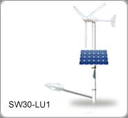 太阳能/风力发电 LED路灯, SW30-LU1
