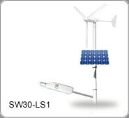 太阳能/风力发电 LED路灯, SW30-LS1